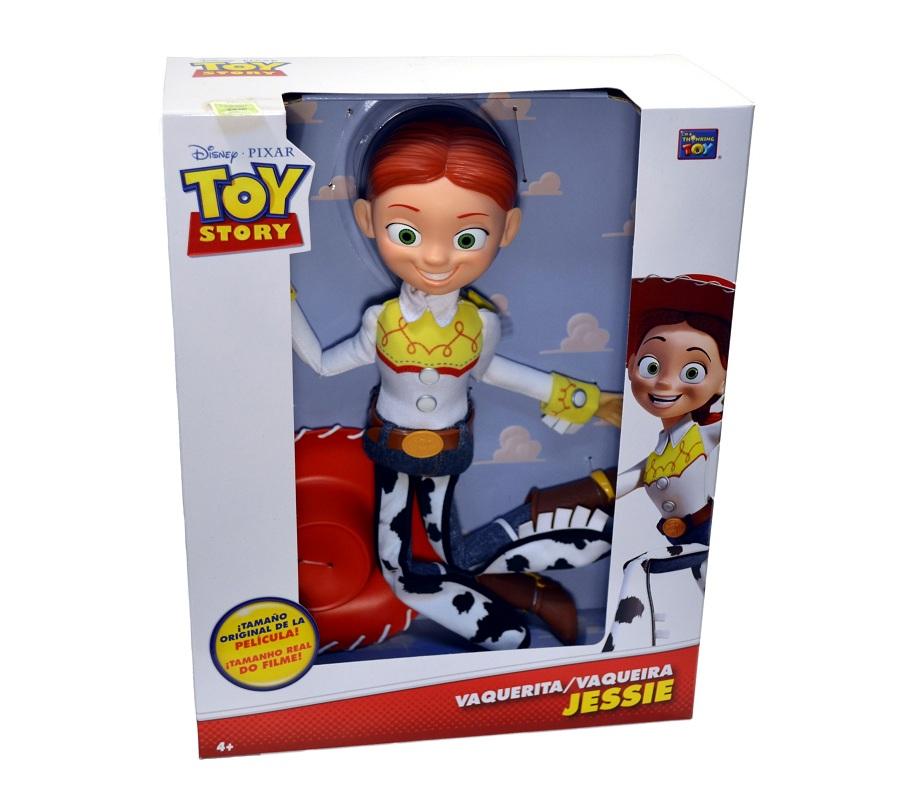 ac44aae9beb52 Toy Story Jessie 37cm    Juguetería El Pehuén en Villa del Parque