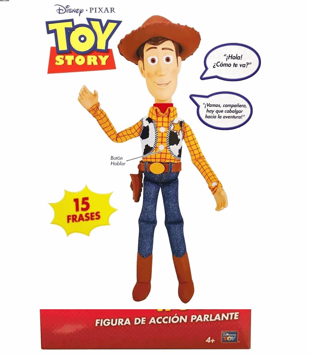 Figura De Woody Que Habla    Juguetería El Pehuén en Villa del Parque 2d35a4fa0f6