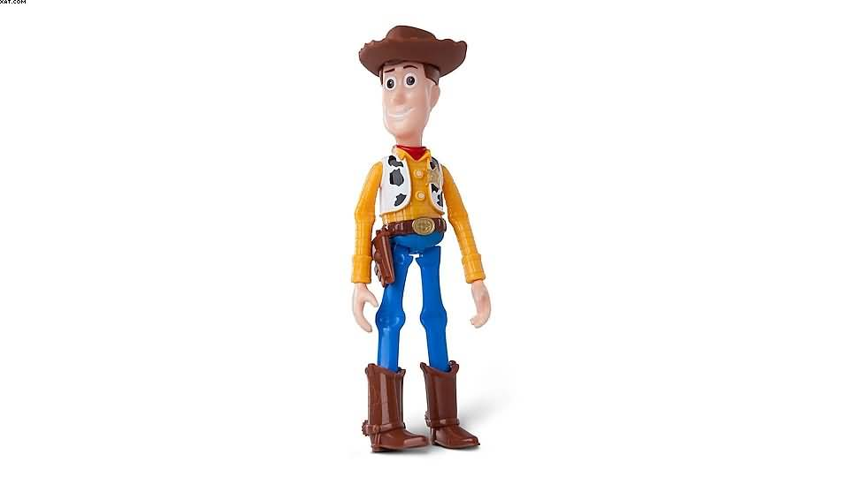 Toy Story 4 Figura De Woody Shell