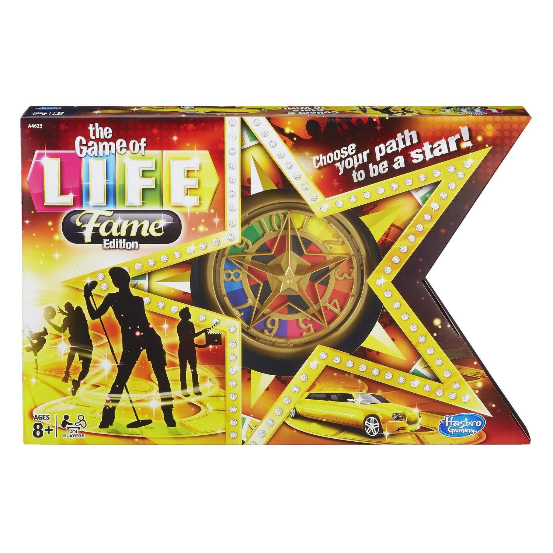 Juego De La Vida Life Version Fama Jugueteria El Pehuen En Villa