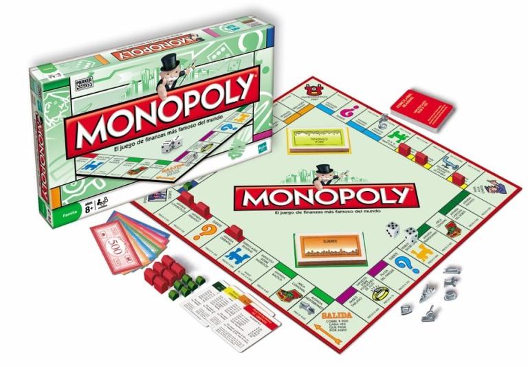 Monopoly Familia Jugueteria El Pehuen En Villa Del Parque